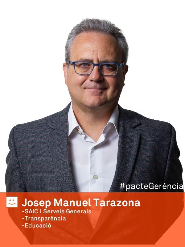 Josep Manuel Tarazona Compromís per Sagunt