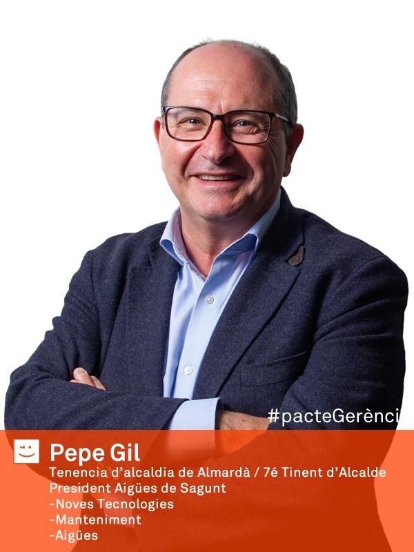 Pepe Gil Compromís per Sagunt
