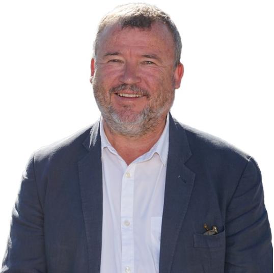 Quico Fernández, portaveu del Grup Municipal Compromís a l'Ajuntament de Sagunt