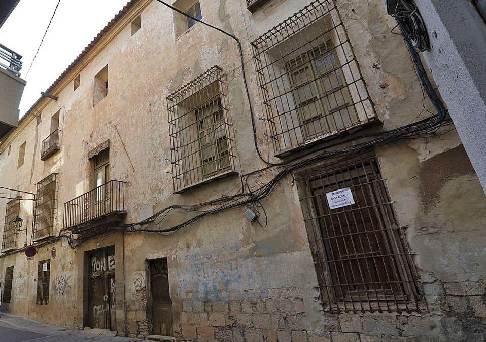 Casa Romeu Sagunt rehabilitació urgent