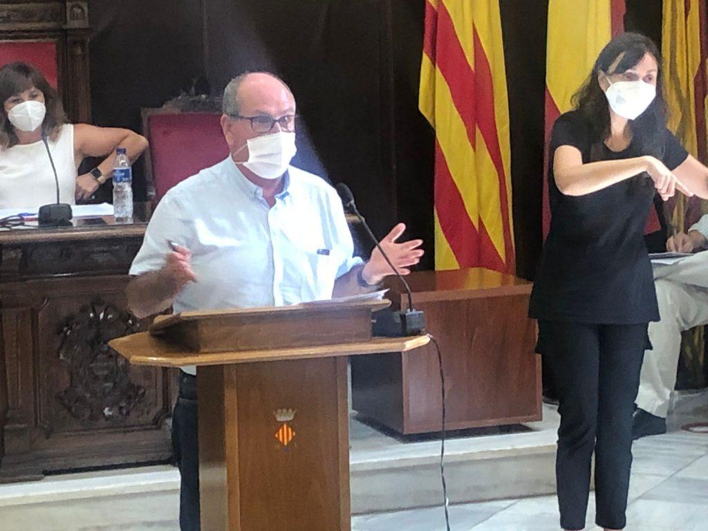 Pepe Gil Compromís Sagunt